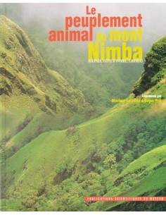 Le peuplement animal du mont Nimba (Guinée, Côte d'Ivoire, Libéria)