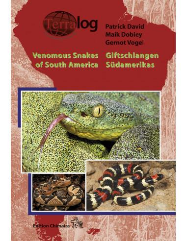 Venomous snakes of South America