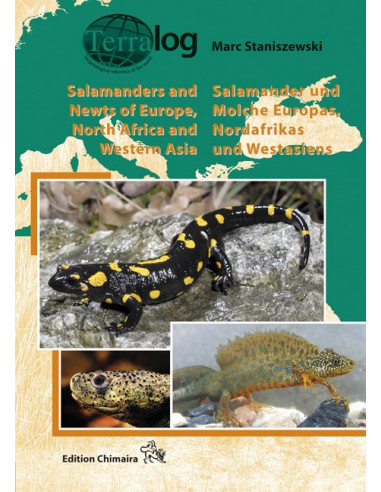 Salamanders and Newts of Europe, North Africa and Western Asia