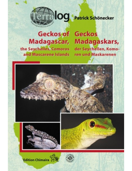 Geckos of Madagascar, the Seychelles, Comoros and Mascarene Islands