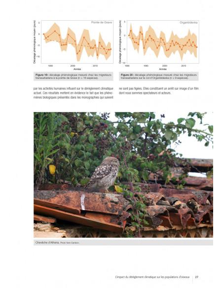 Atlas des oiseaux migrateurs et hivernants d'Aquitaine - 9782856539118