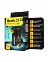 Chargeur Armytek Handy C2 PRO - Convient pour batteries IMR, Li-Ion 4.2V, Li-Ion 4.35V, Ni-MH