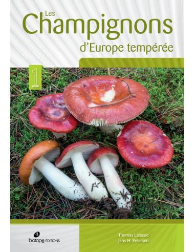 Les champignons d'Europe tempérée (2 volumes)