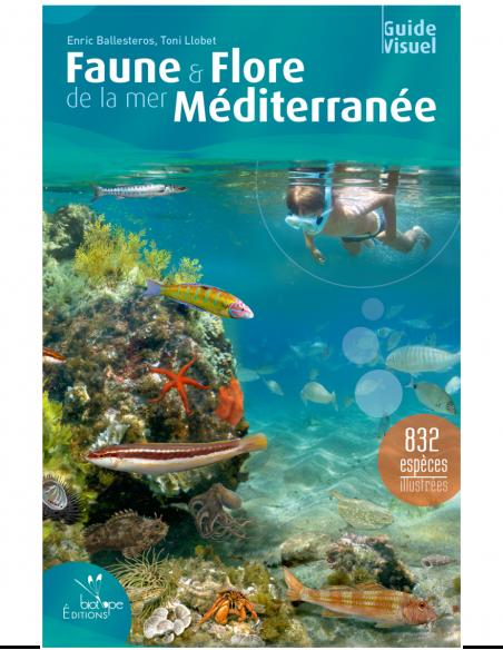 Faune & flore de la mer Méditerranée - Guide Visuel