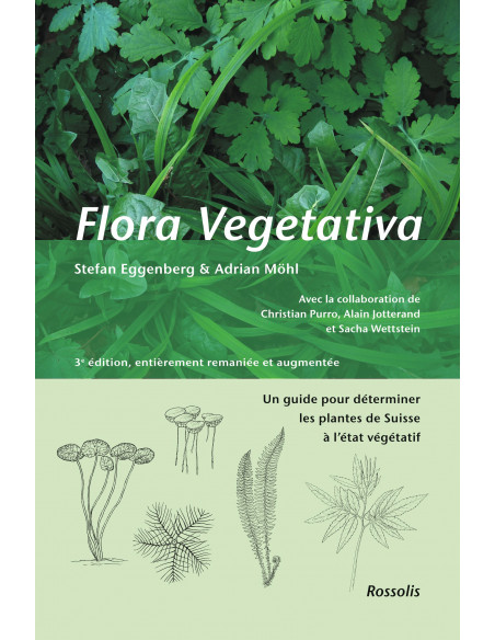 Flora Vegetativa - 3ème édition