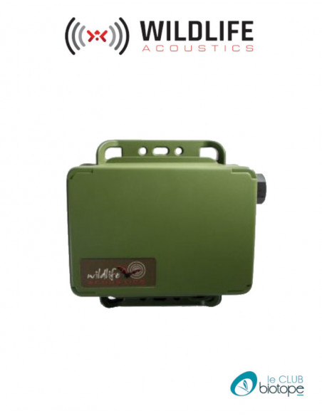 Song Meter Mini BAT Wildlife Acoustics (enregistrement ultra-sonore)