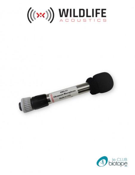 SMX-U1. The new ultrasonic microphone for SM2BAT+