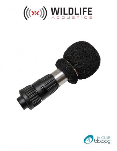 Microphone acoustique  SMX-II Wildlife Acoustics pour SM2BAT et SM2+ acoustique