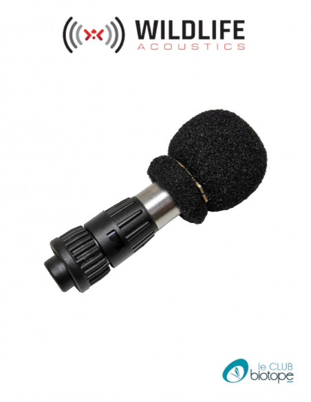 SMX-II Weatherproof Acoustic Microphone for SM2+