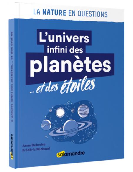 L'univers infini des planètes...et des étoiles