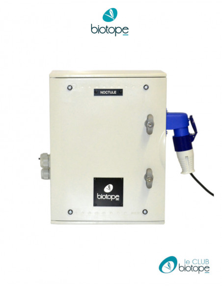 Coffret autonome IP66 pour SM3BAT et SM4BAT - 220V