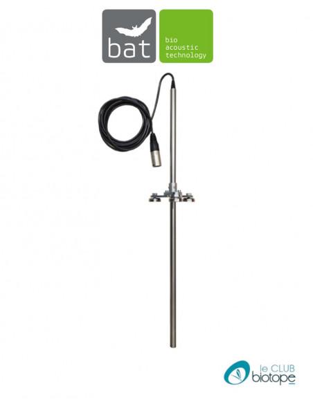 MICRO TM10 POUR BATMODE BIO ACOUSTICTECHNOLOGY (ENREGISTREUR D'ULTRASONS)