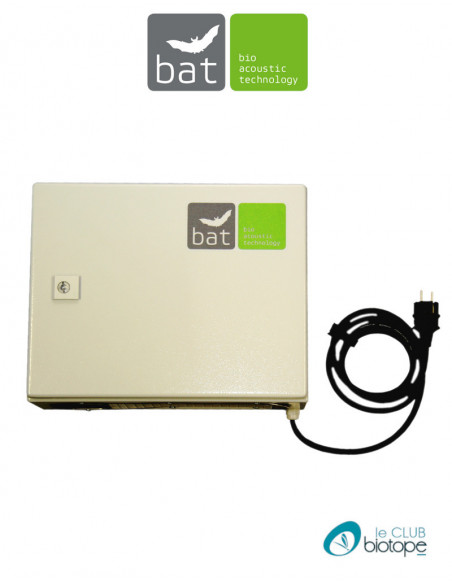 BATMODE 2S 4G LTE - BIO BIOACOUSTICTECHNOLOGY (ENREGISTREMENT ULTRASONS)