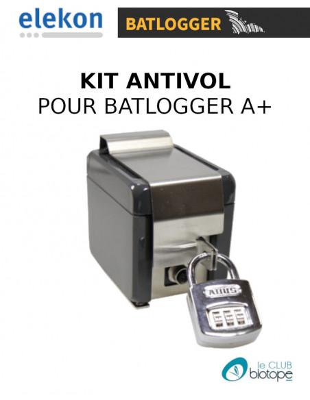 Kit de sécurité pour Elekon Batlogger A+ - Cadenas inclus