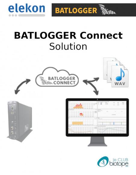 BATLOGGER CONNECT ABONNEMENT D'UN AN