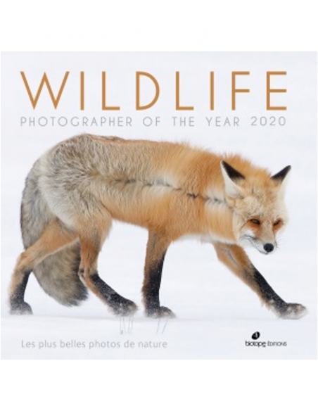Wildlife Photographer of the Year 2020 - Les plus belles photos de nature - Ouvrage en précommande