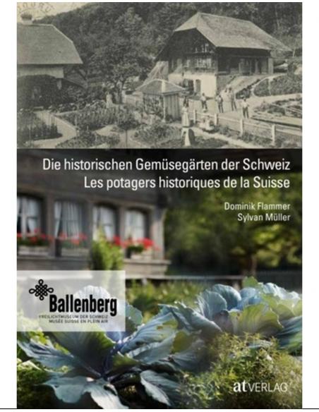 Les potagers historiques de la Suisse
