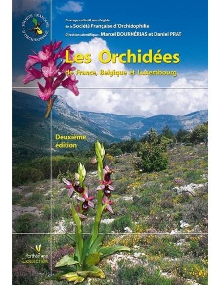 Les Orchidées de France, Belgique et Luxembourg, 2ème Édition