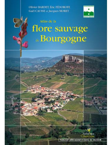 Atlas de la flore sauvage de Bourgogne - Format e-book