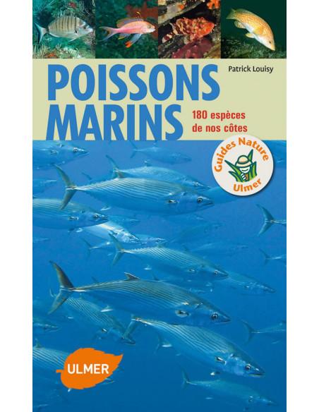 Poissons marins - 180 espèces de nos côtes