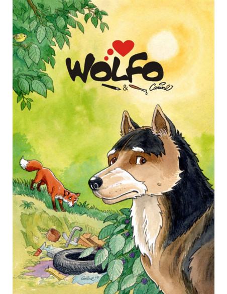 Wolfo - Tome 1