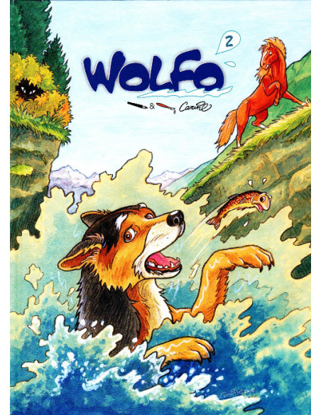 Wolfo - Tome 2