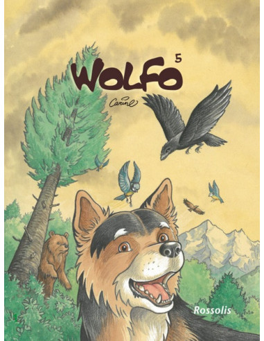 Wolfo - Tome 5