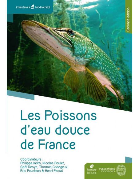 Les Poissons d'eau douce de France - 2ème édition