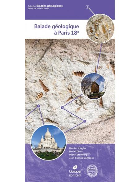 Balade géologique à Paris 18ème