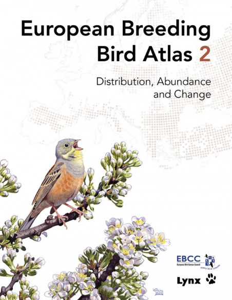 European Breeding Bird Atlas 2 : Distribution, Abundance and Change