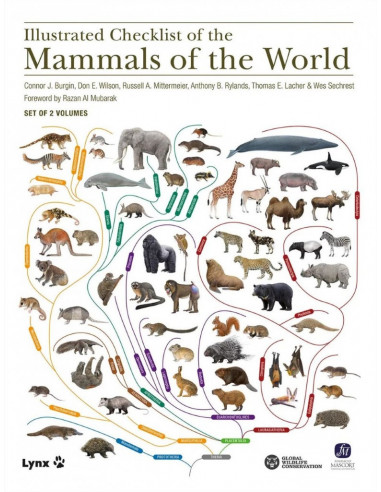 Illustrated Checklist of the Mammals of the World