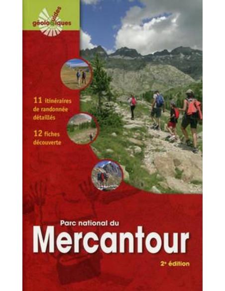 Guide géologique - Parc national du Mercantour (2ème édition)