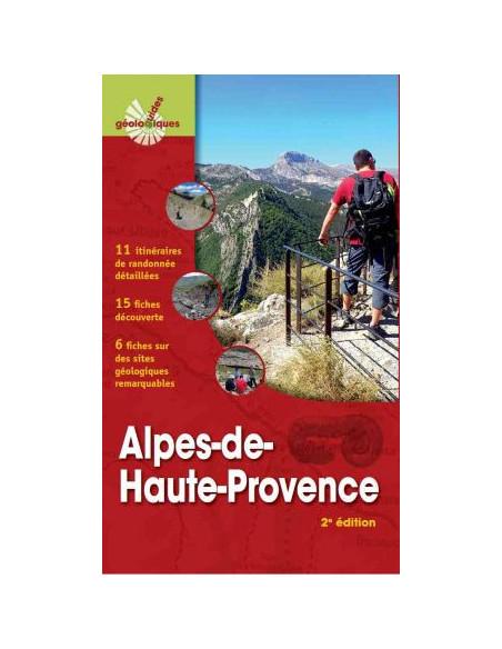 Guide géologique - Alpes-de-Haute-Provence - 2ème édition