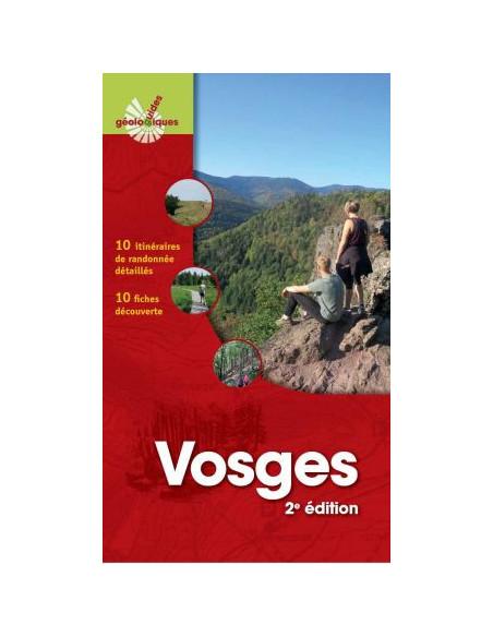 Guide géologique - Vosges - 2ème édition