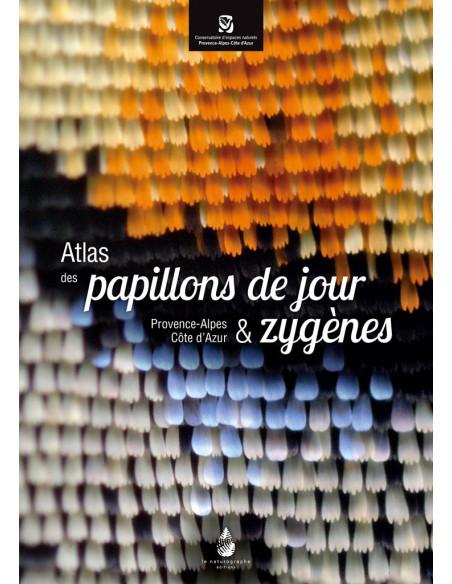 Atlas des papillons de jour & zygènes - Provence-Alpes Côte d'Azur