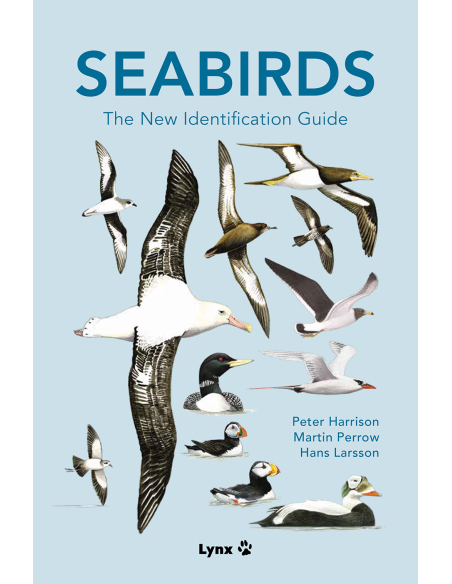 Seabirds - The new identification guide