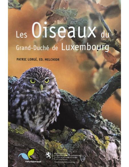 Les Oiseaux du Grand-Duché de Luxembourg