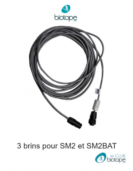 80 meters shielded cable for microphone SM2BAT / SM2 Wildlife