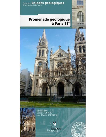 Promenade géologique à Paris 11ème