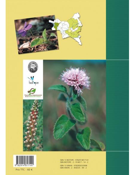 La biodiversité du département de la Seine Saint Denis - Atlas de la flore sauvage