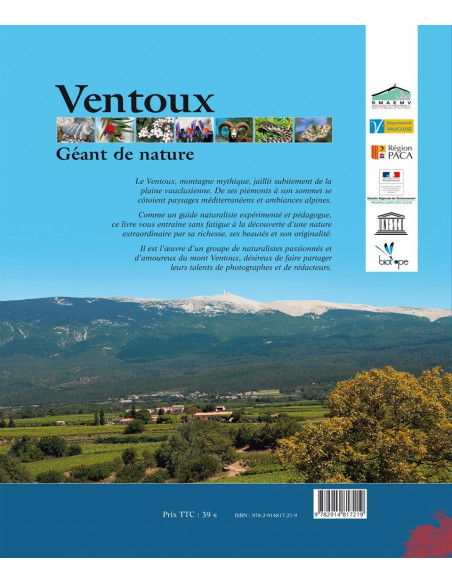 Ventoux - Géant de nature