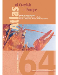 Atlas des écrevisses d'Europe / Atlas of crayfish in Europe