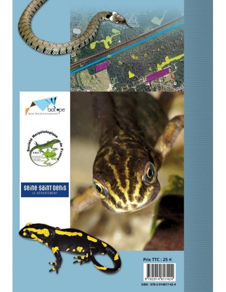 Atlas des amphibiens et reptiles de la Seine-Saint-Denis