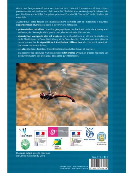Les libellules des Antilles Françaises